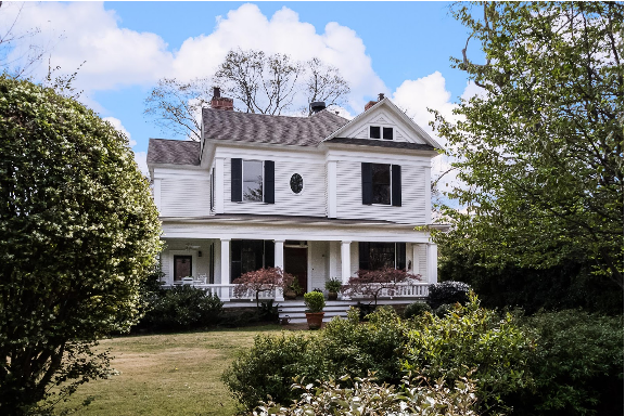 this beautiful victorian home in decatur is our featured property of the month - Victorian Home