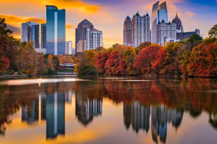 Atlanta's best outdoor attractions
