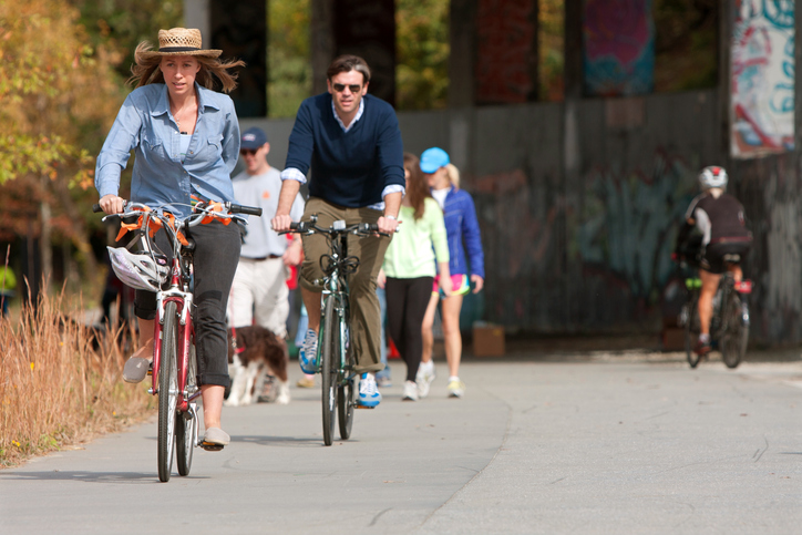 Atlanta Officials Working on a Better Bike Lane Network